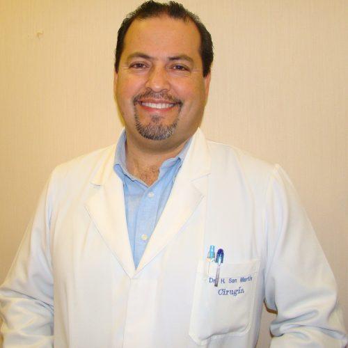 Dr. Héctor San Martín