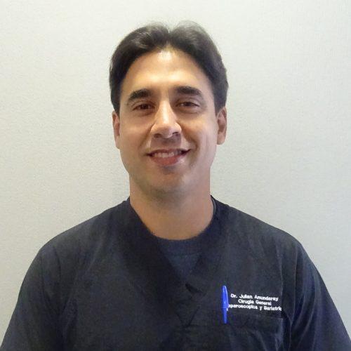Dr. Julián Amundaray