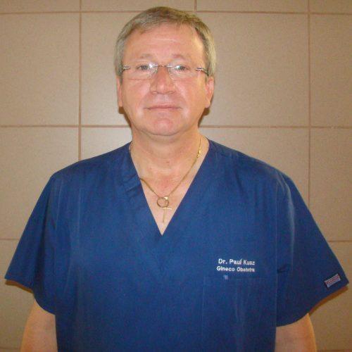 Dr. Paul Kusz Rivas